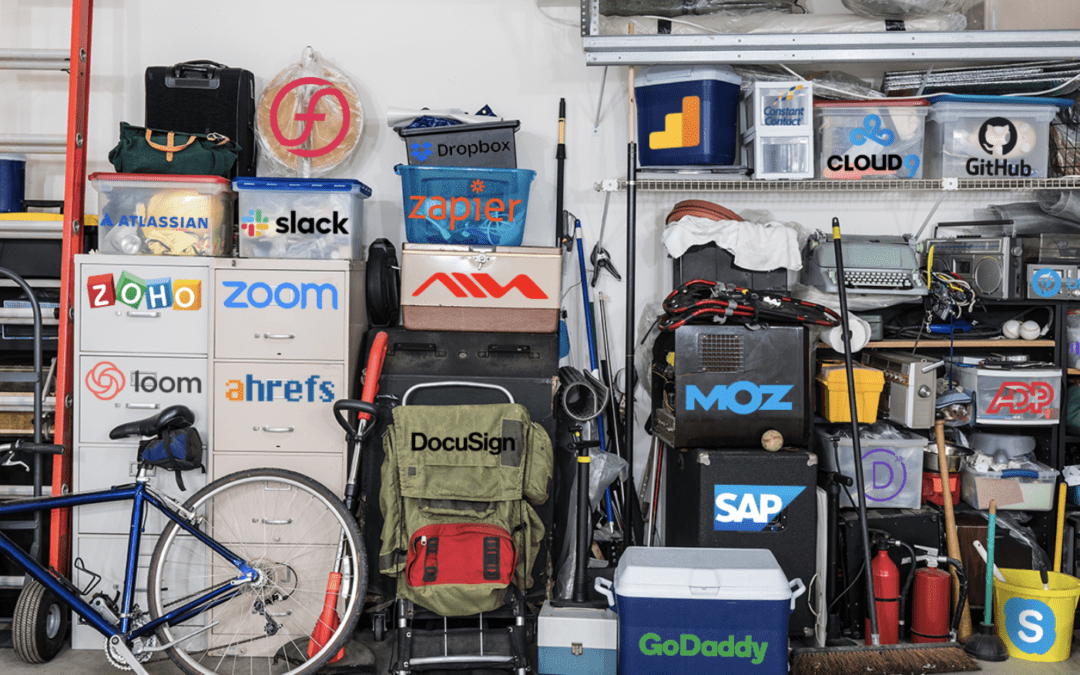 5 Steps to Tidy Up Your Enterprise Tech Stack